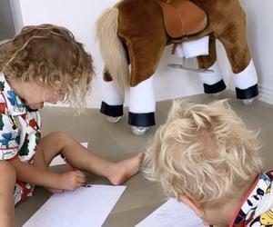 babies, kids, and playing image