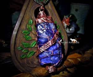 amulet, runespun, and freyjaskonjures image