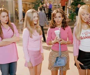 mean girls, lindsaylohan, and amandaseyfried image