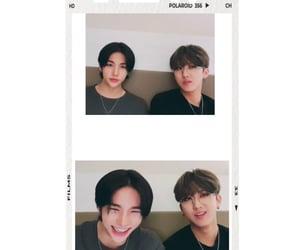 edit, bangchan, and minho image