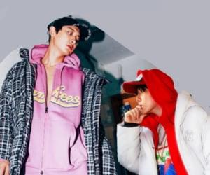 exo, park, and baekhyun image