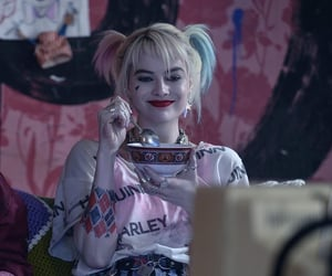 harley quinn, DC, and margot robbie image