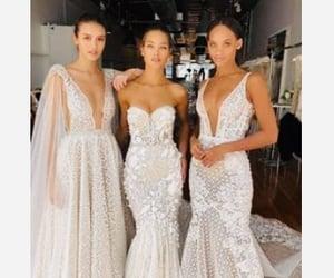 dresses, weddings, and bridea image