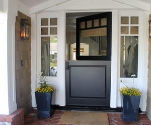 vintage doors, dutch doors, and half door image