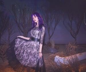 dreamcatcher, kim minji, and jiu image