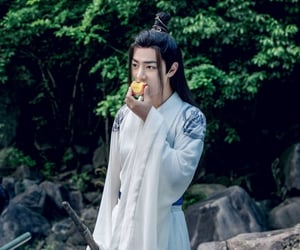 special, the untamed, and wwx image