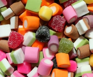 candy, food, and dolly mix image