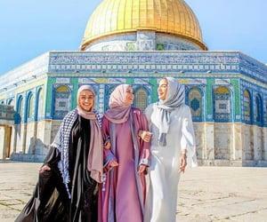 arabic, fashion inspiration, and hijab image