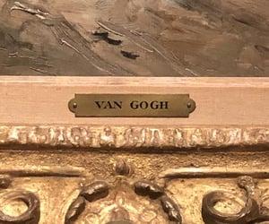 art, van gogh, and vintage image