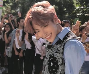 hongjoong, ateez, and kpop image