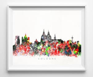 art, bedroom, and germany image