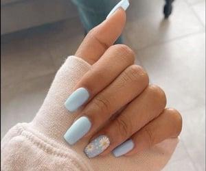 nails, uñas, and cool nails image