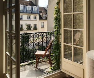 beautiful, paris, and theme image