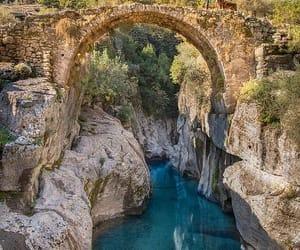 turkiye, antalya, and büğrüm köprü image