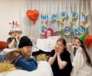 girl group, girls, and k-pop image
