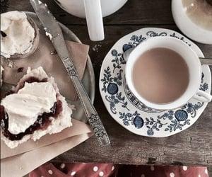 cake, cosy, and cream image