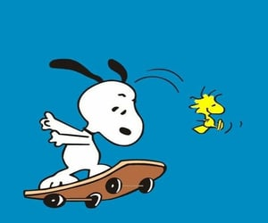 snoopy and wallpaper image