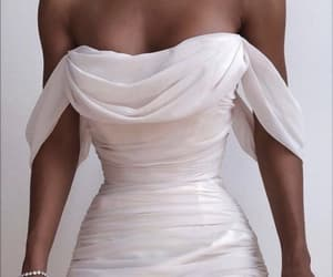 evening dress beautiful, classy lace beautiful, and formal elegant lovely image
