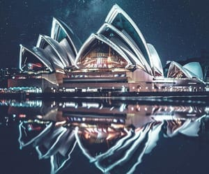 australia, city, and beautiful image
