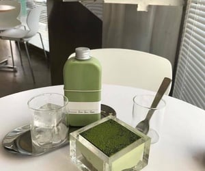 drink, Vert, and green image