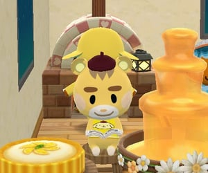 animal crossing and pocket camp image