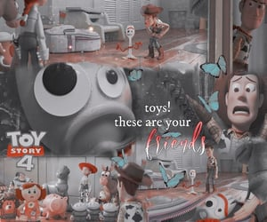 aesthetic, character, and toy story image