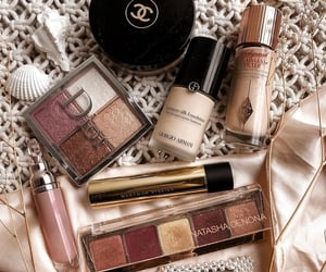 beauty, glow, and chanel image