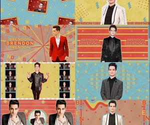 aesthetic, celebrity, and panic! at the disco image