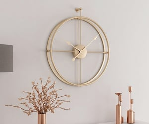 chic, classic, and clock image