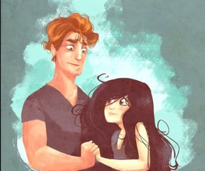 hunger games, annie cresta, and finnick odair image