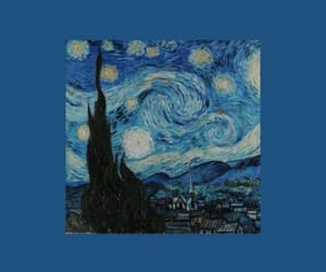 aesthetic, vincent van gogh, and wallpaper image