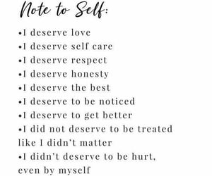 affirmation, quotes, and self love image