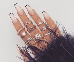 accessories, nails, and naily image