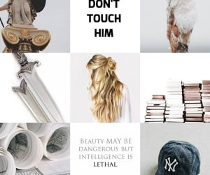 aesthetic, character, and book image