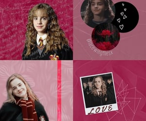 aesthetic, character, and hermione granger image