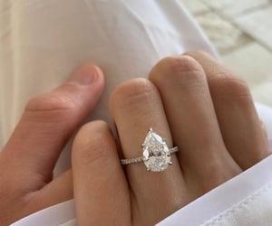 ring, love, and diamond image
