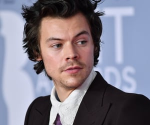 Harry Styles, fine line, and brits image