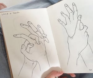 art, drawing, and aesthetic image