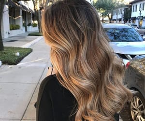 beauty, hair color, and hair inspiration image