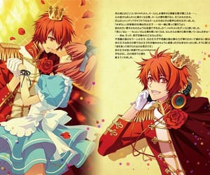 alice in wonderland, crossover, and anime image