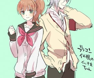 anime, fanart, and brothers conflict image