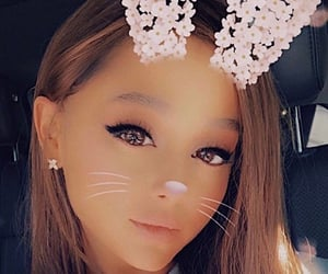 beautiful, arianagrande, and loml image