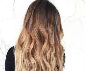 blond, colors, and fashion image