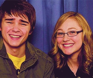 degrassi, happy, and smile image
