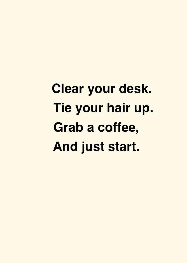 advice, procrastinate, and article image