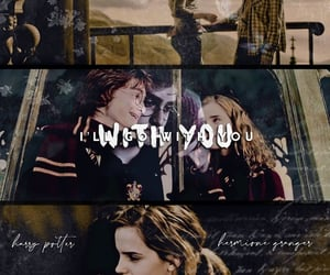 aesthetic, hermione granger, and otp image