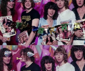 band, eighties, and def leppard image