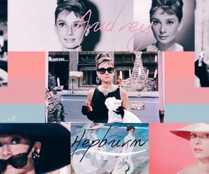 aesthetic, audrey hepburn, and Breakfast at Tiffany's image