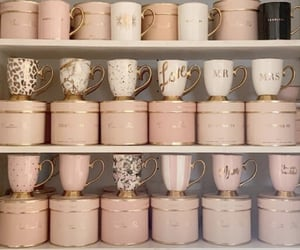 collection, mugs, and pink image