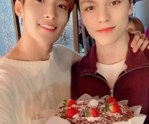 DK, happy birthday, and hansol image